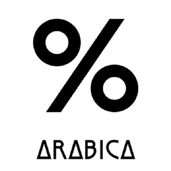 % Arabica Logo