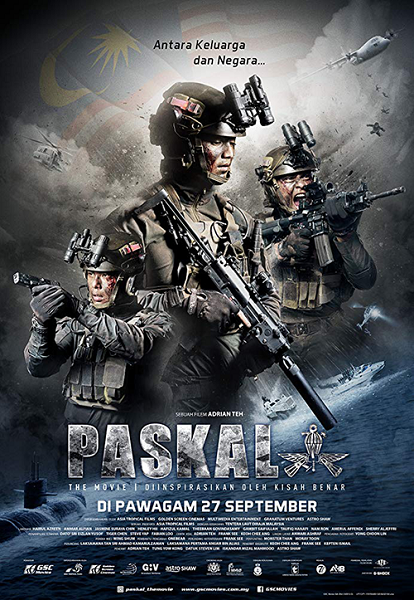 Paskal 2018 Poster